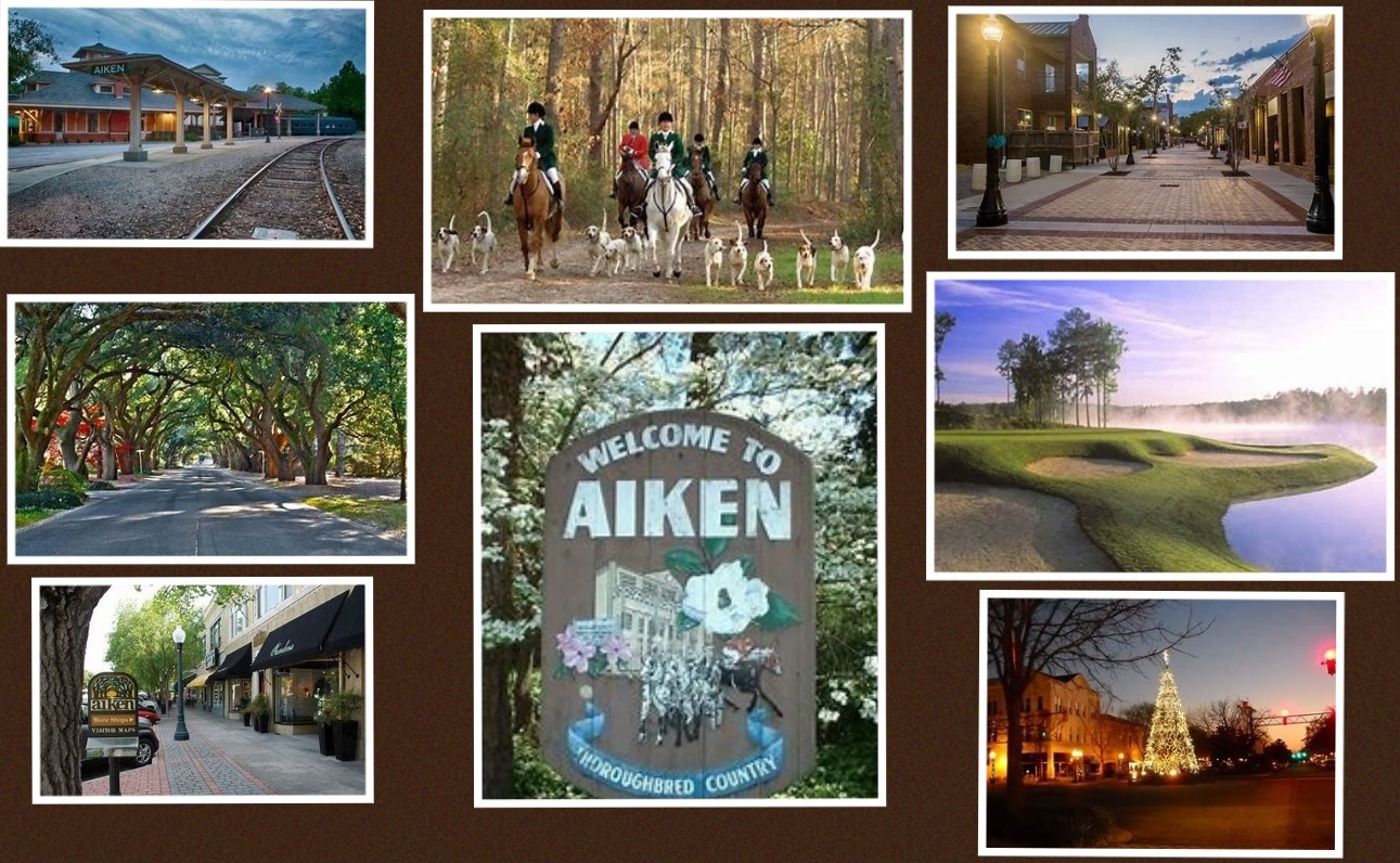 Find beautiful property for sale in the Aiken South Carolina area - McKinney Realty